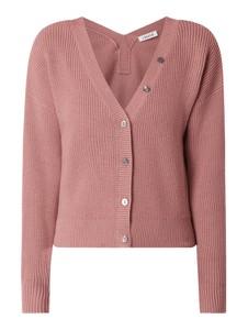 Różowy sweter EDITED z wełny