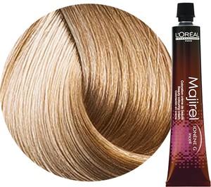 L'Oreal Paris Loreal Majirel | Trwała farba do włosów - kolor 8.13 jasny blond popielato-złocisty 50ml