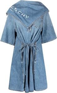 Niebieska koszula Givenchy
