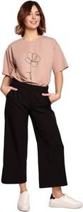 Spodnie Be w stylu retro