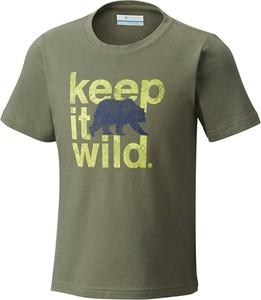 Koszulka dziecięca Columbia
