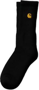 Czarne skarpetki Carhartt WIP z bawełny