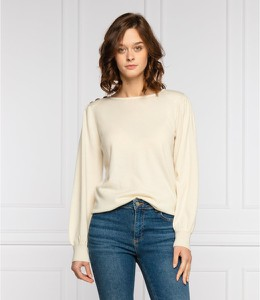 Sweter Silvian Heach z wełny w stylu casual