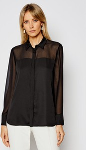 Czarna koszula Marella