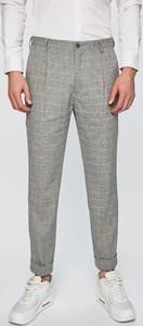 Spodnie Tommy Hilfiger Tailored z wełny