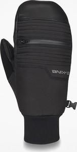 Czarne rękawiczki Dakine