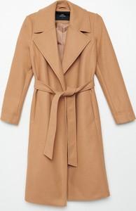 Płaszcz Cropp z wełny