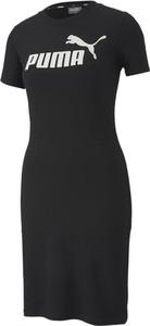 Czarna sukienka Puma