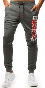 Spodnie sportowe Dstreet z bawełny w sportowym stylu