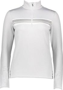 T-shirt CMP z długim rękawem z golfem