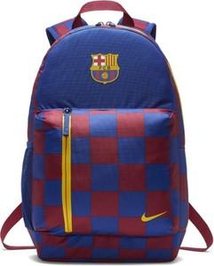 Niebieski plecak męski Nike