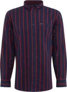 Koszula Lee z klasycznym kołnierzykiem z bawełny
