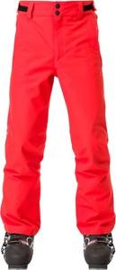 Czerwone spodnie dziecięce ROSSIGNOL