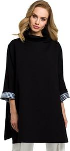 Bluza MOE w stylu casual