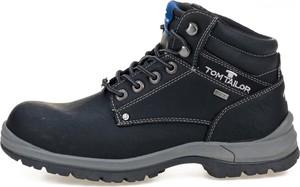 Buty zimowe Tom Tailor w sportowym stylu