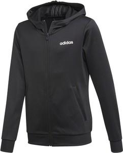 Czarna bluza dziecięca Adidas Performance