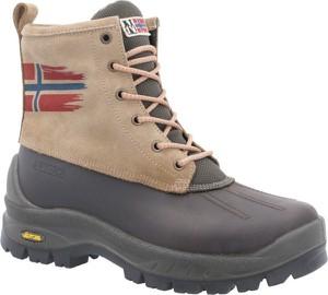 Buty zimowe Napapijri sznurowane