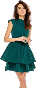 Zielona sukienka Ooh la la mini