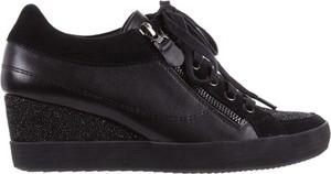 Czarne buty sportowe bayla na zamek