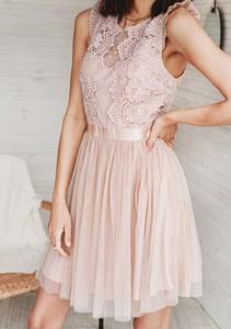 Sukienka Latika mini z tiulu