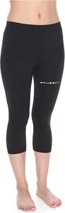 Termoaktywne Spodnie 3/4 damskie Brubeck Running Force SP10400