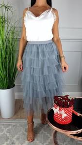 67e15d76 spódnice tiulowe długie - stylowo i modnie z Allani