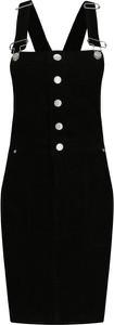 Sukienka Tommy Jeans ze sztruksu mini