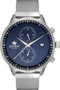 Zegarek Gino Rossi Exlusive -VISO-E12463B-6C1