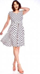 032f1282d4 sukienki rozkloszowane rozmiar 48 - stylowo i modnie z Allani