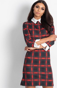 Sukienka Sheandher.pl koszulowa w stylu casual mini
