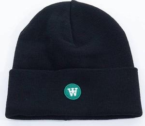 Czarna czapka Wood Wood