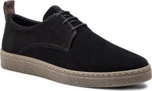Gino Rossi Sneakersy Toto MPU252-BY2-0650-9999-T Czarny