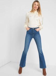 Niebieskie jeansy ORSAY z jeansu
