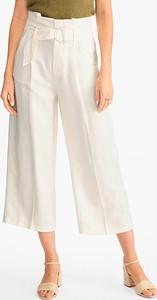 Spodnie Yessica Premium z płótna w stylu retro