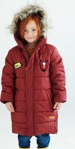 Czerwona kurtka dziecięca Nativo Kids