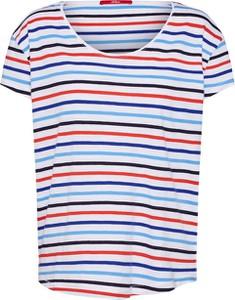 Bluzka S.Oliver Red Label w stylu casual z krótkim rękawem