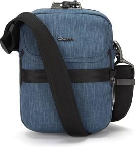 Niebieska torba Pacsafe
