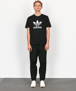 Czarny t-shirt Adidas Originals z bawełny