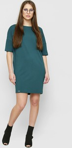 Zielona sukienka Freeshion z długim rękawem mini