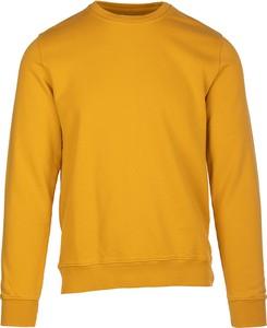 Żółty sweter Colorful Standard z wełny