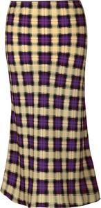 Spódnica Fokus z tkaniny w stylu casual midi