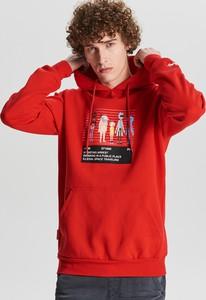 719982b43574ad bluzy męskie z kapturem cropp - stylowo i modnie z Allani