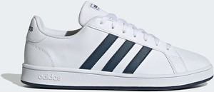 Buty Grand Court Base Adidas (cloud white/crew navy)