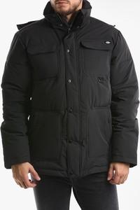 Czarna kurtka Dickies w stylu casual krótka
