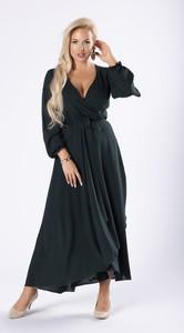 Sukienka Ptakmoda.com dla puszystych maxi
