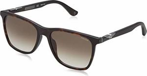 amazon.de Police okulary przeciwsłoneczne dla mężczyzn ORIGINS 1 okulary przeciwsłoneczne, brązowe (matowe ciemne Havana/brązowe)