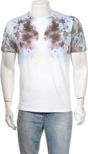 T-shirt Key Largo z bawełny z krótkim rękawem