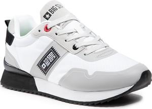 Buty sportowe Big Star sznurowane na platformie w sportowym stylu