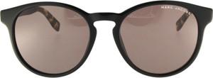 Czarne okulary damskie Marc Jacobs