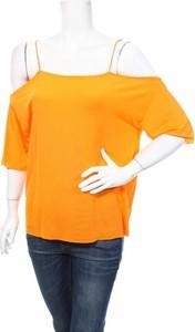 Pomarańczowa bluzka Cheap Monday